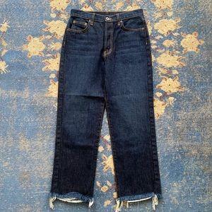 NWT LF Carmar High Rise Boyfriend Jeans 26